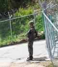 Северокорейский солдат перешел на Юг через ДМЗ